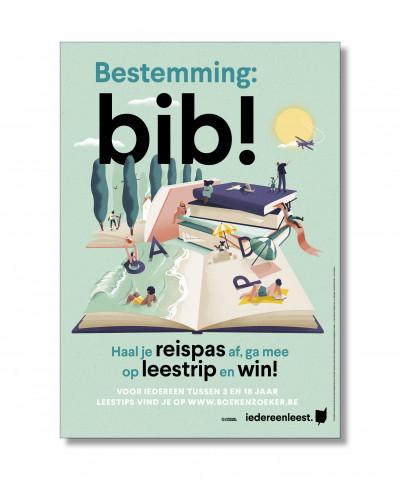 Bestemming: bib
